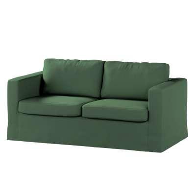 Karlstad klädsel 2-sits soffa -  lång i kollektionen Panama Cotton, Tyg: 702-06