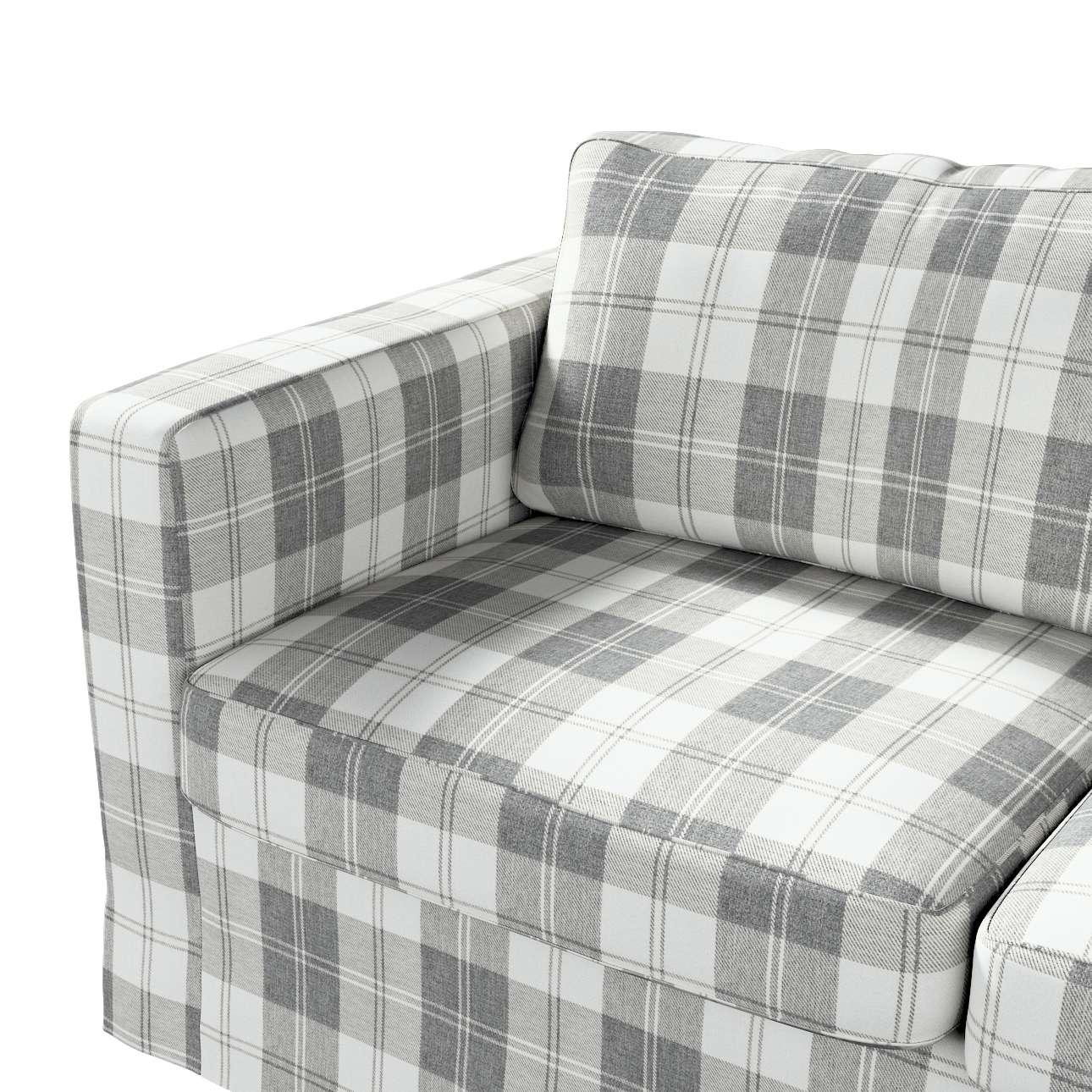 Karlstad klädsel 2-sits soffa -  lång i kollektionen Edinburgh, Tyg: 115-79