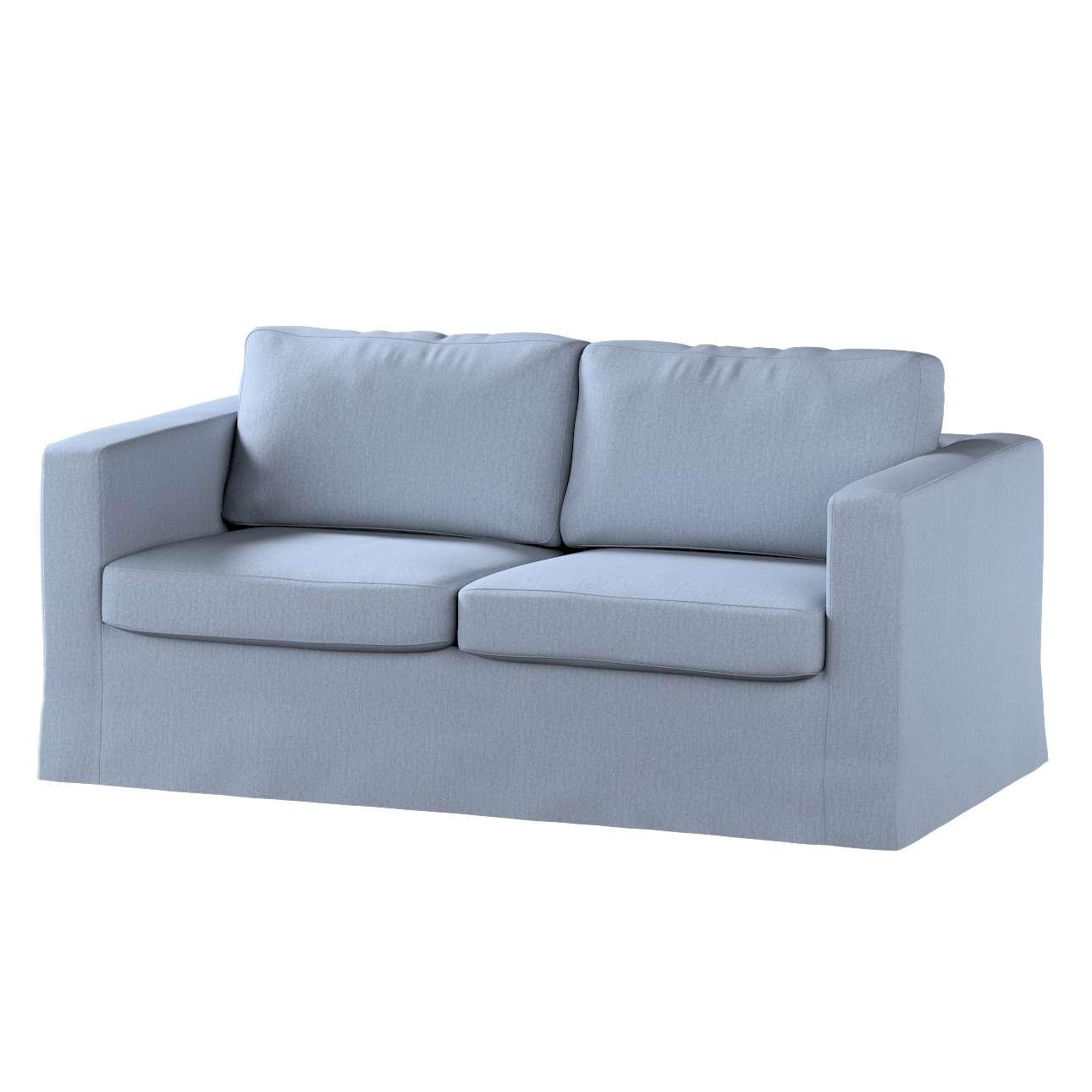 Hoes (lang) voor IKEA-Karlstad 2-zitsbank van de collectie Chenille, Stof: 702-13