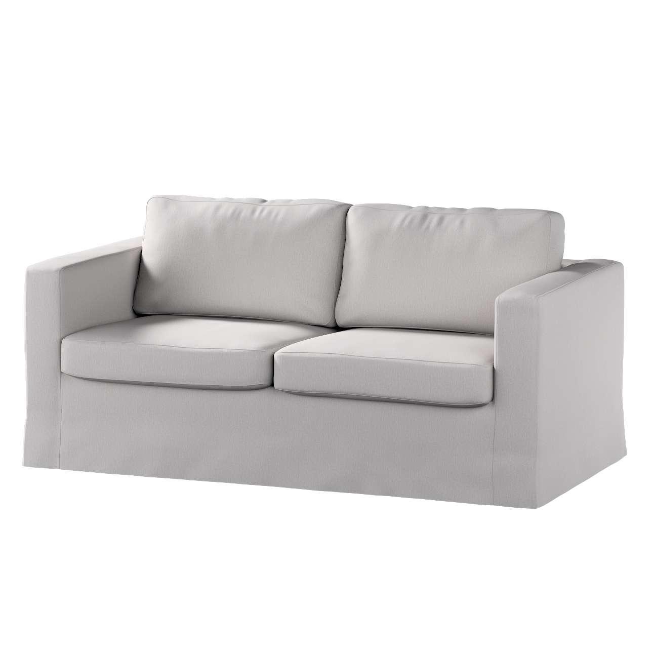 Hoes (lang) voor IKEA-Karlstad 2-zitsbank van de collectie Chenille, Stof: 702-23