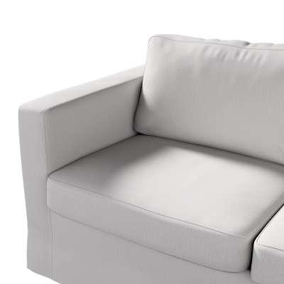 Karlstad klädsel 2-sits soffa -  lång i kollektionen Chenille, Tyg: 702-23
