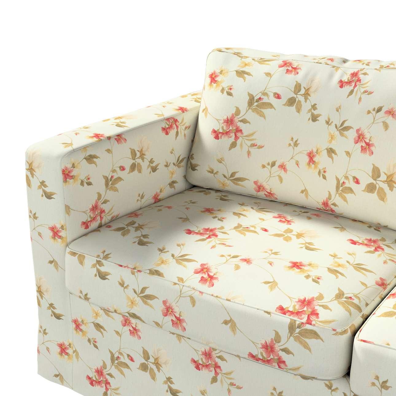 Karlstad klädsel 2-sits soffa -  lång i kollektionen Londres, Tyg: 124-65