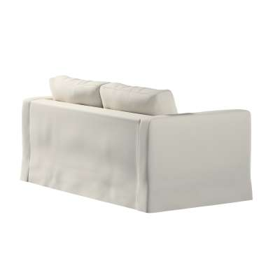 Karlstad klädsel 2-sits soffa -  lång i kollektionen Panama Cotton, Tyg: 702-31