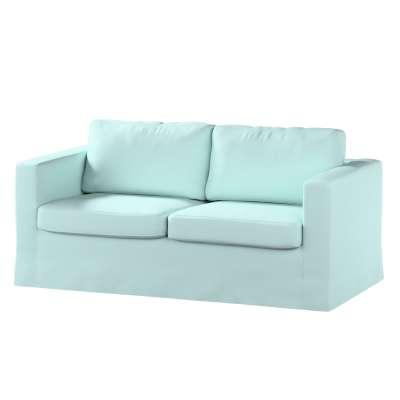 Hoes (lang) voor IKEA-Karlstad 2-zitsbank van de collectie Cotton Panama, Stof: 702-10