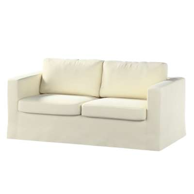 Karlstad klädsel 2-sits soffa -  lång i kollektionen Velvet, Tyg: 704-10