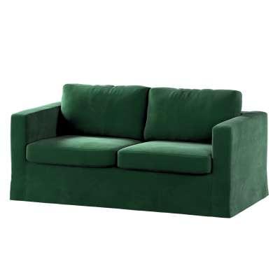 Hoes (lang) voor IKEA-Karlstad 2-zitsbank van de collectie Velvet, Stof: 704-13