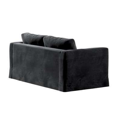 Karlstad klädsel 2-sits soffa -  lång i kollektionen Velvet, Tyg: 704-17