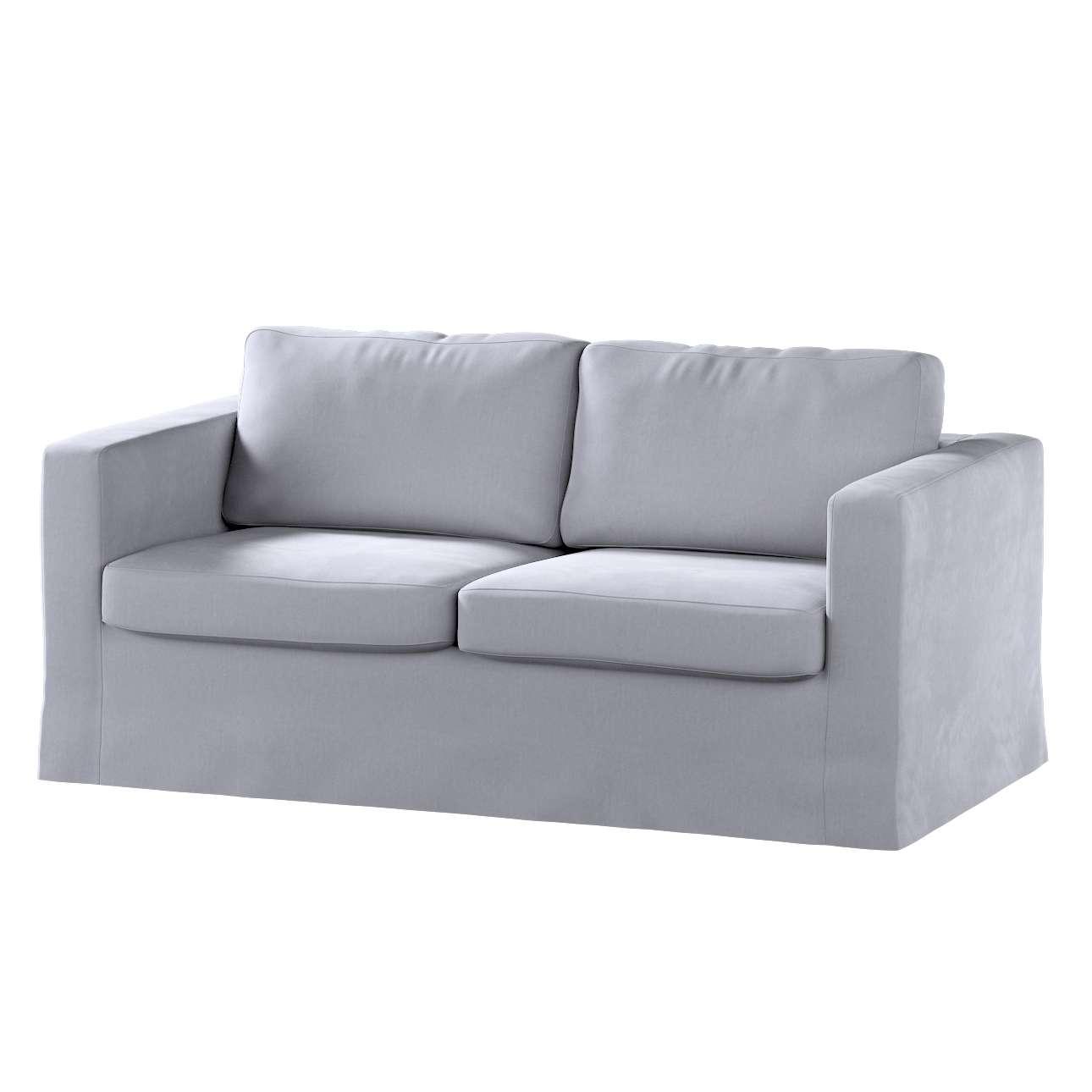 Hoes (lang) voor IKEA-Karlstad 2-zitsbank van de collectie Velvet, Stof: 704-24