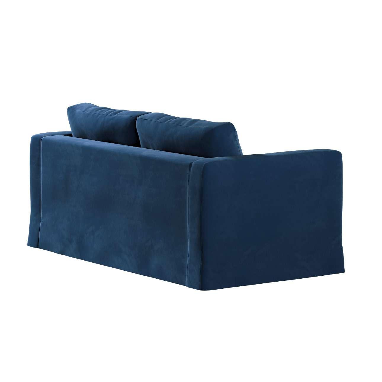 Hoes (lang) voor IKEA-Karlstad 2-zitsbank van de collectie Velvet, Stof: 704-29