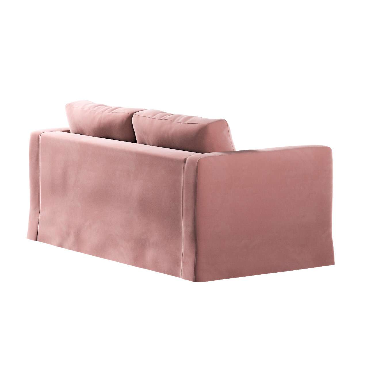 Karlstad klädsel 2-sits soffa -  lång i kollektionen Velvet, Tyg: 704-30