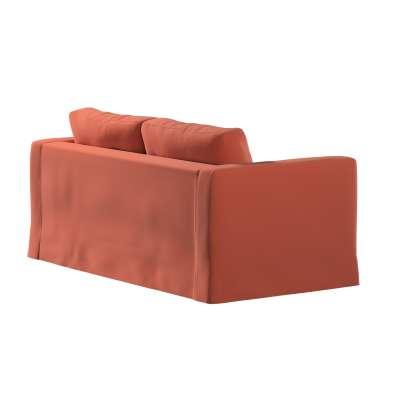 Karlstad klädsel 2-sits soffa -  lång i kollektionen Ingrid, Tyg: 705-37