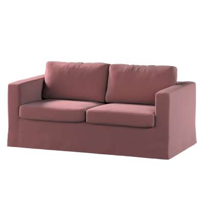 Karlstad klädsel 2-sits soffa -  lång i kollektionen Ingrid, Tyg: 705-38