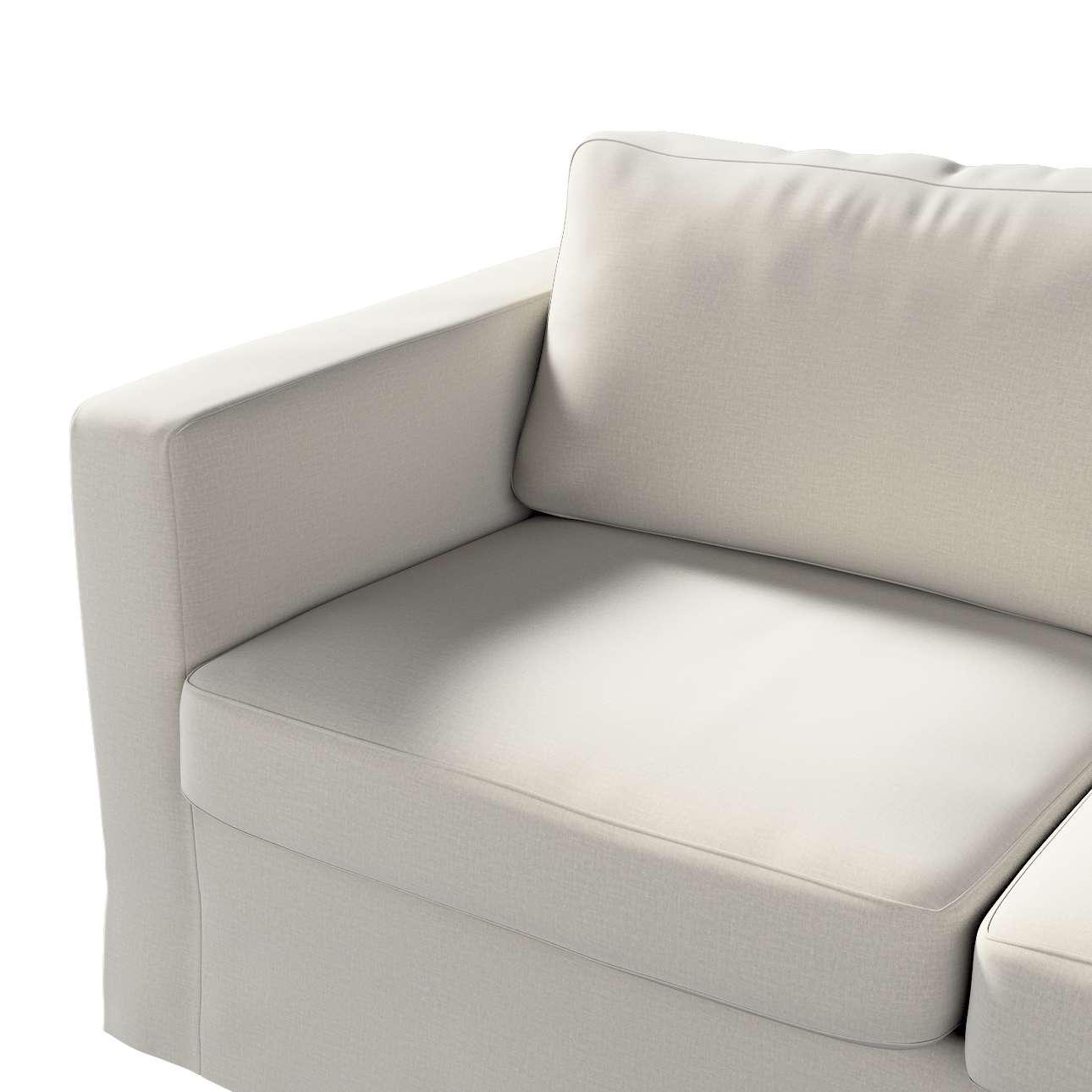 Karlstad klädsel 2-sits soffa -  lång i kollektionen Ingrid, Tyg: 705-40