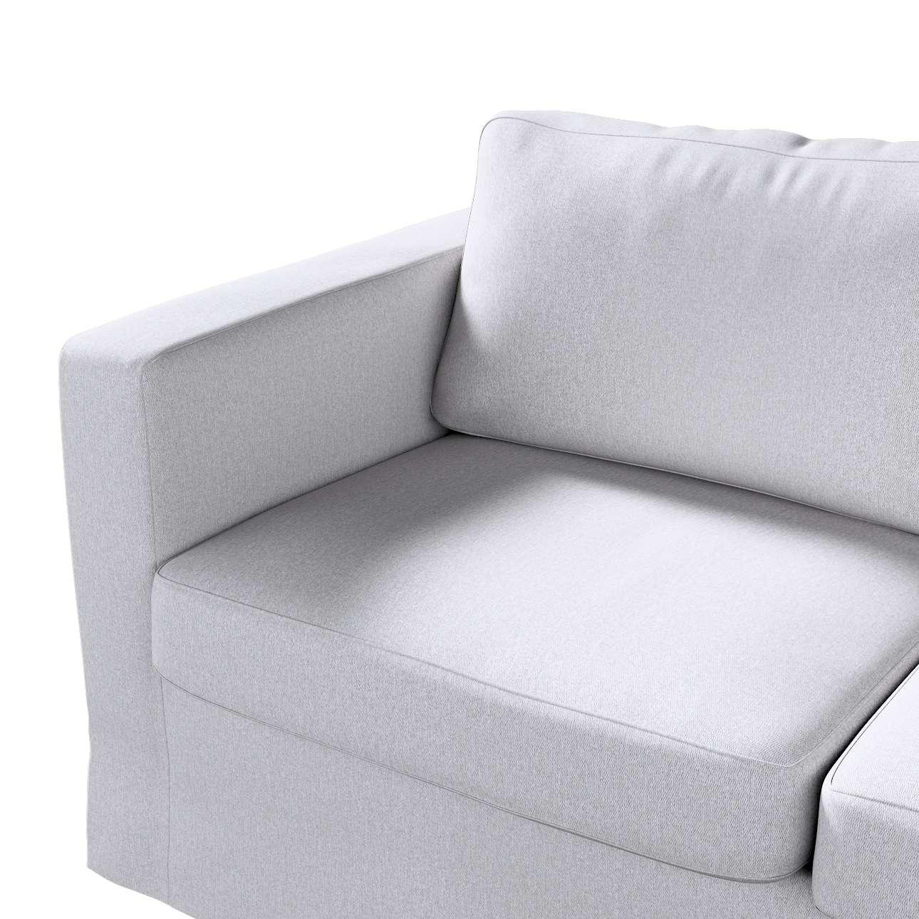 Karlstad klädsel 2-sits soffa -  lång i kollektionen Amsterdam, Tyg: 704-45