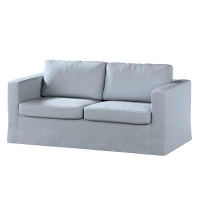 Karlstad klädsel 2-sits soffa -  lång i kollektionen Amsterdam, Tyg: 704-46