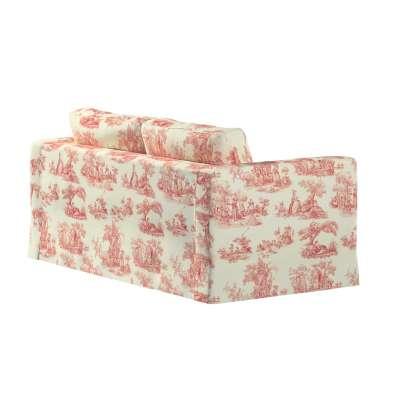 Karlstad klädsel 2-sits soffa -  lång i kollektionen Avinon, Tyg: 132-15
