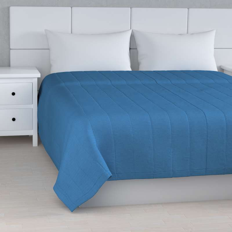 Stripe quilted throw in collection Jupiter, fabric: 127-61