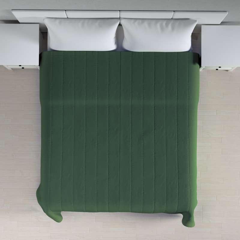 Tagesdecke mit Streifen-Steppung von der Kollektion Cotton Panama, Stoff: 702-06