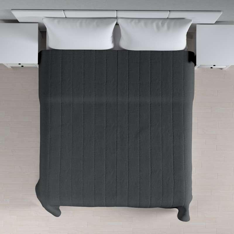 Sengeteppe quiltet<br/>10cm striper fra kolleksjonen Chenille, Stoffets bredde: 702-20