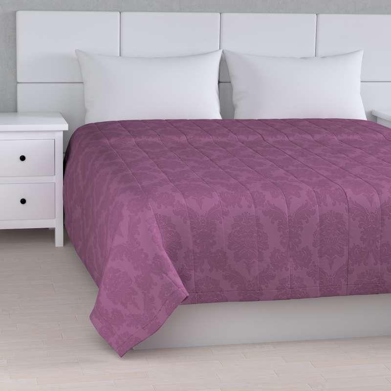 Prehoz na posteľ jednoduchý V kolekcii Damasco, tkanina: 613-75