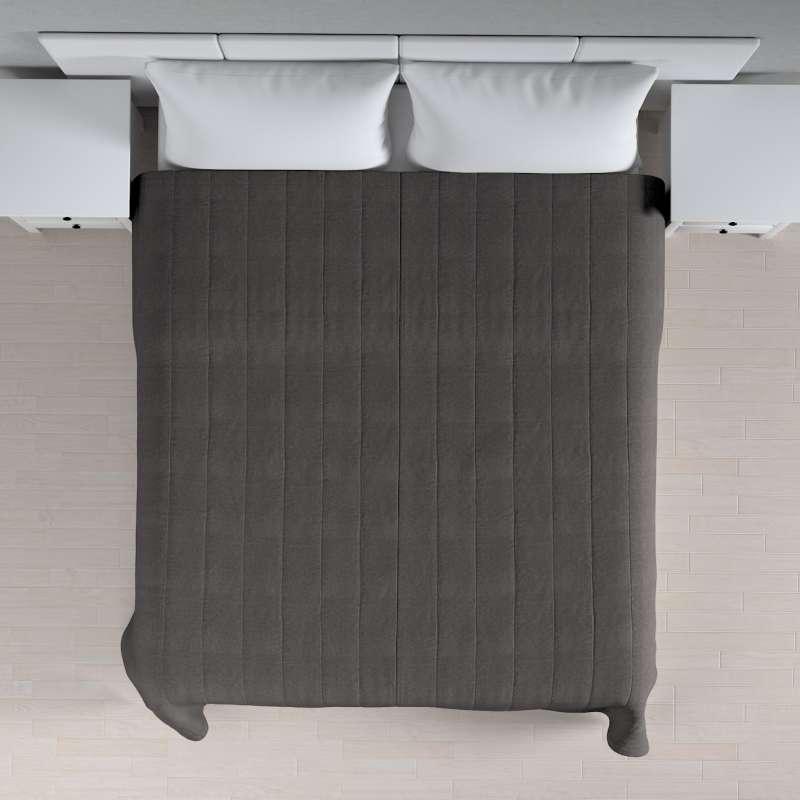 Tagesdecke mit Streifen-Steppung von der Kollektion Etna, Stoff: 705-35