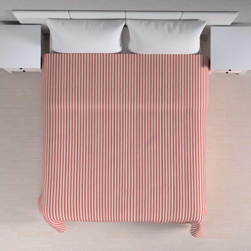 Prehoz na posteľ jednoduchý V kolekcii Quadro, tkanina: 136-17