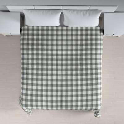 Prehoz na posteľ jednoduchý V kolekcii Quadro, tkanina: 136-13
