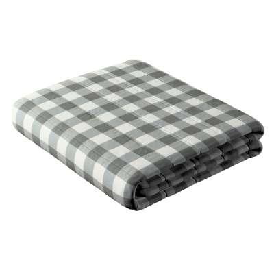 Prehoz  s pozdĺžným prešívaním V kolekcii Quadro, tkanina: 136-13