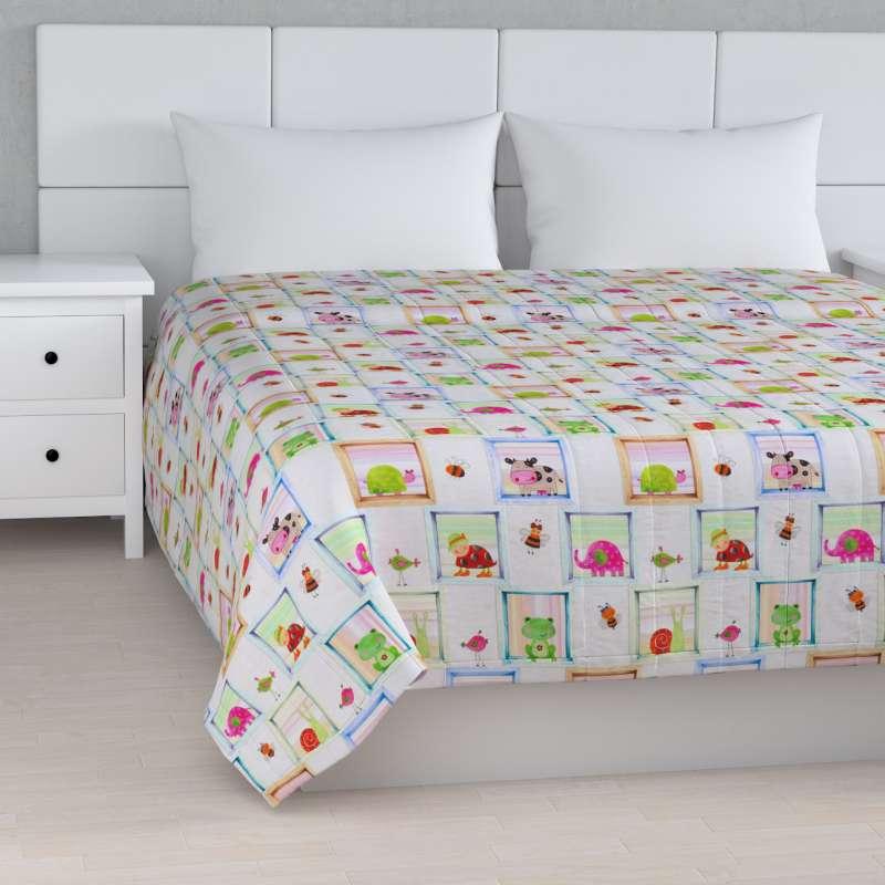 Prehoz na posteľ jednoduchý V kolekcii Little World, tkanina: 151-04