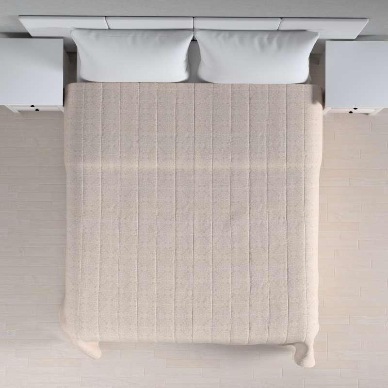 Prehoz na posteľ jednoduchý V kolekcii Flowers, tkanina: 140-39