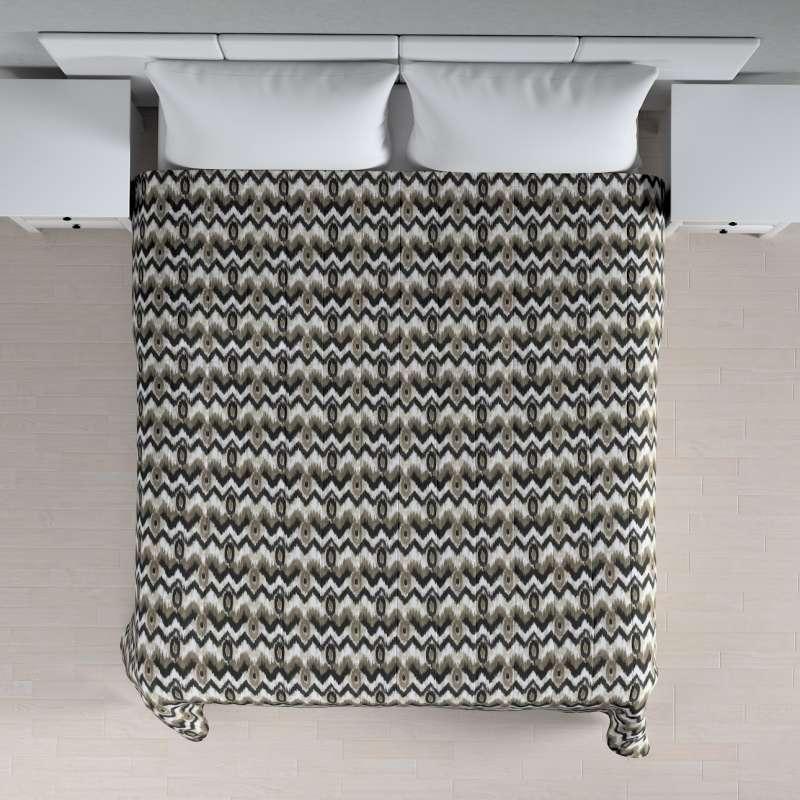 Päiväpeitto tikattu raidat mallistosta Modern, Kangas: 141-88