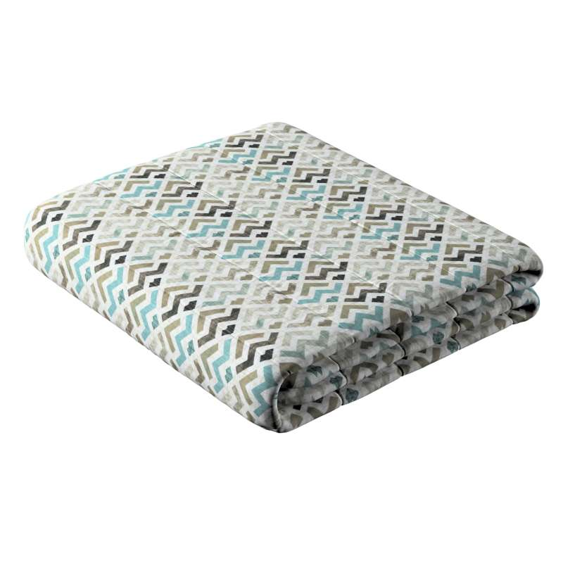 Stripe quilted throw in collection Modern, fabric: 141-93