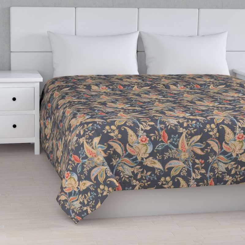 Prehoz na posteľ jednoduchý V kolekcii Gardenia, tkanina: 142-19