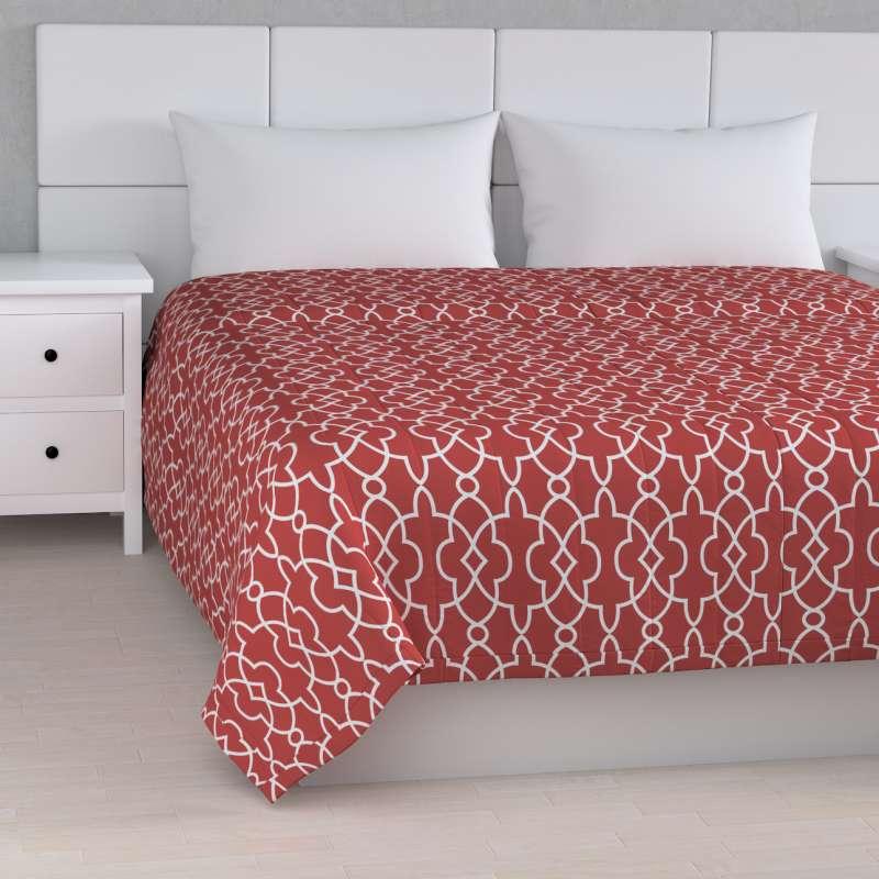 Prehoz na posteľ jednoduchý V kolekcii Gardenia, tkanina: 142-21