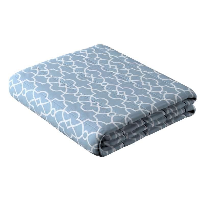 Prehoz na posteľ jednoduchý V kolekcii Gardenia, tkanina: 142-22
