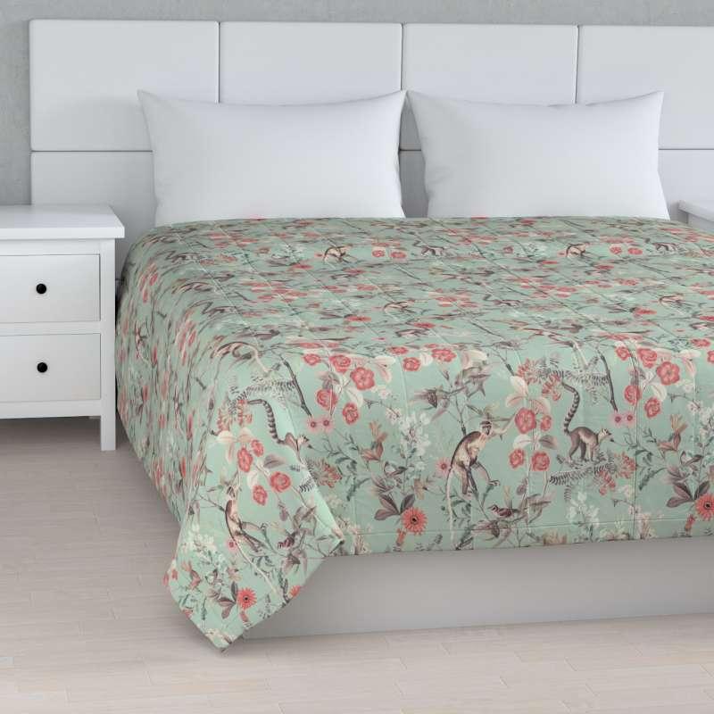 Prehoz na posteľ jednoduchý V kolekcii Tropical Island, tkanina: 142-62