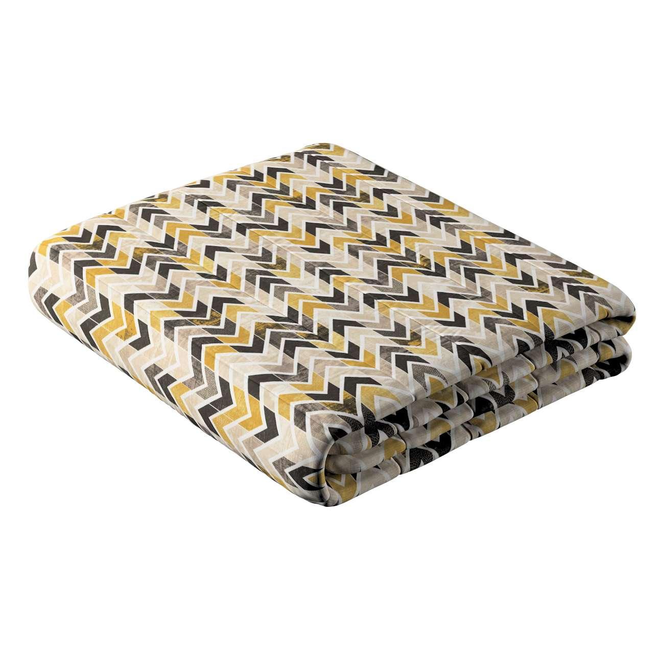 Päiväpeitto tikattu raidat mallistosta Modern, Kangas: 142-79