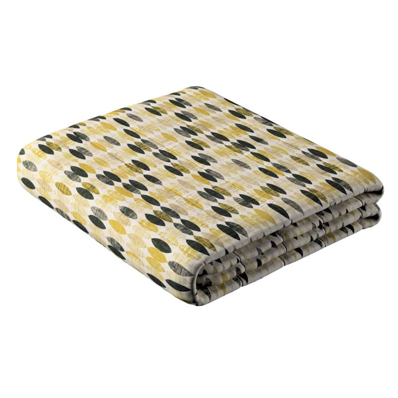 Stripe quilted throw in collection Modern, fabric: 142-99
