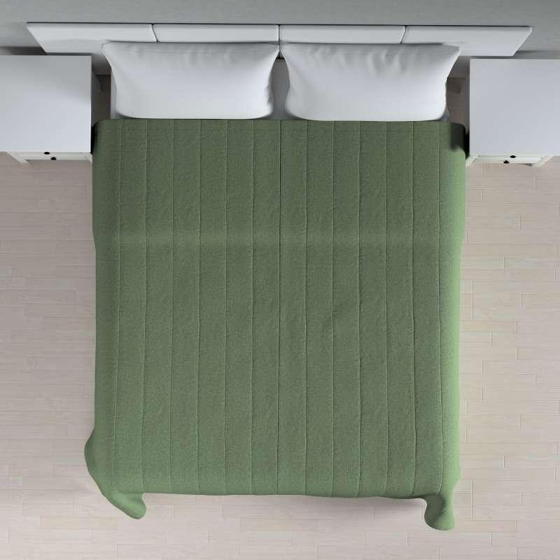 Sengetæppe quiltet<br/>10cm striber fra kollektionen Amsterdam, Stof: 704-44
