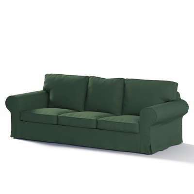 Ektorp trekk 3 seter sovesofa med boks for sengetøy fra kolleksjonen Cotton Panama, Stoffets bredde: 702-06