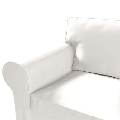 Ektorp trekk 3 seter sovesofa med boks for sengetøy fra kolleksjonen Cotton Panama, Stoffets bredde: 702-34