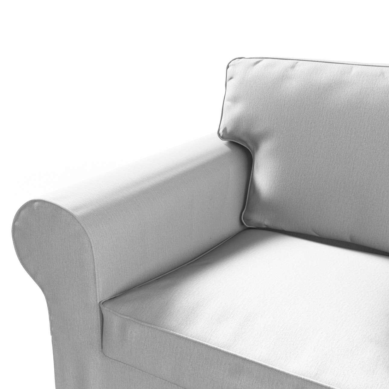 Ektorp trekk 2 seter sovesofa gammel model<br/>Ryggbredde ca 195cm fra kolleksjonen Chenille, Stoffets bredde: 702-23