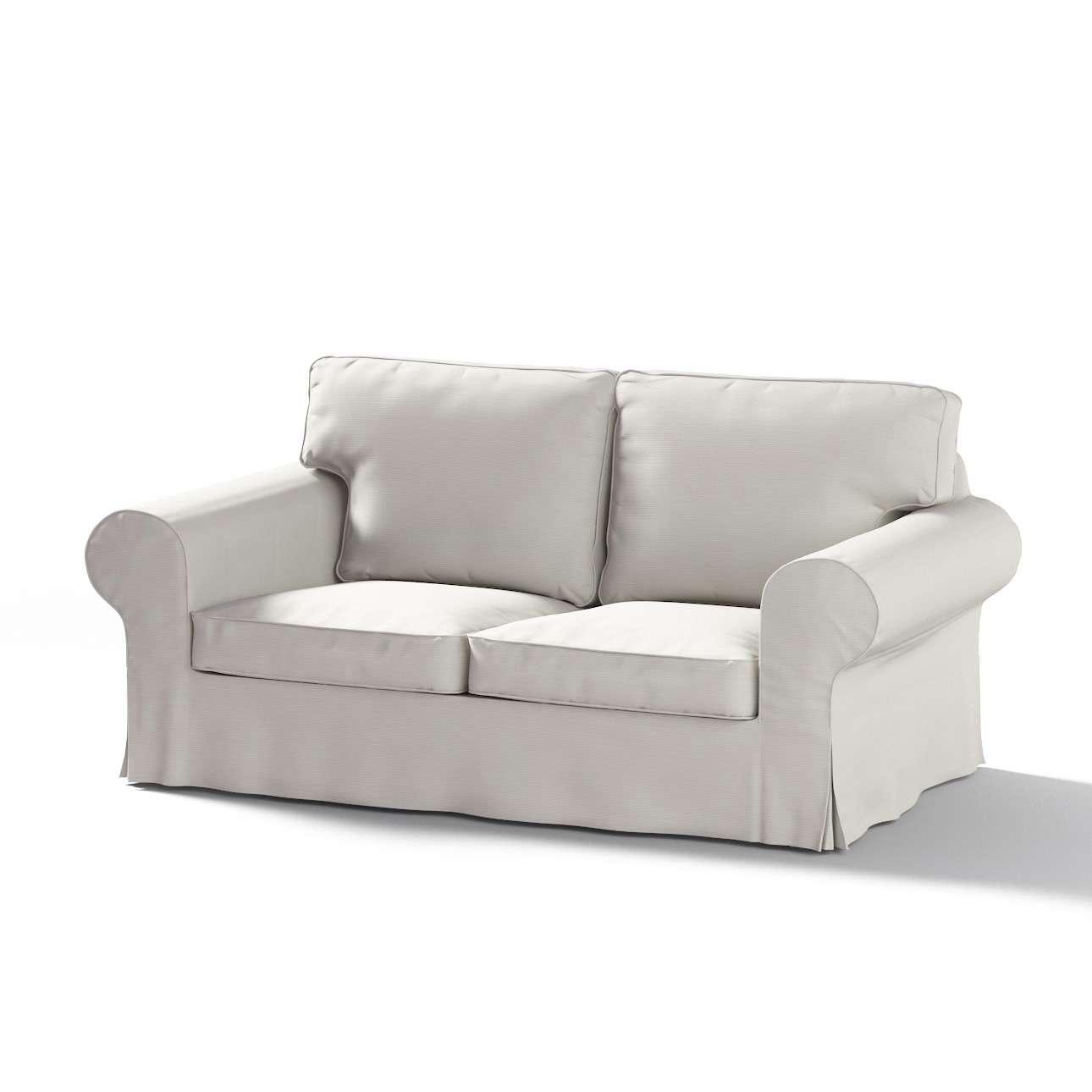Ektorp trekk 2 seter sovesofa gammel model<br/>Ryggbredde ca 195cm fra kolleksjonen Cotton Panama, Stoffets bredde: 702-31