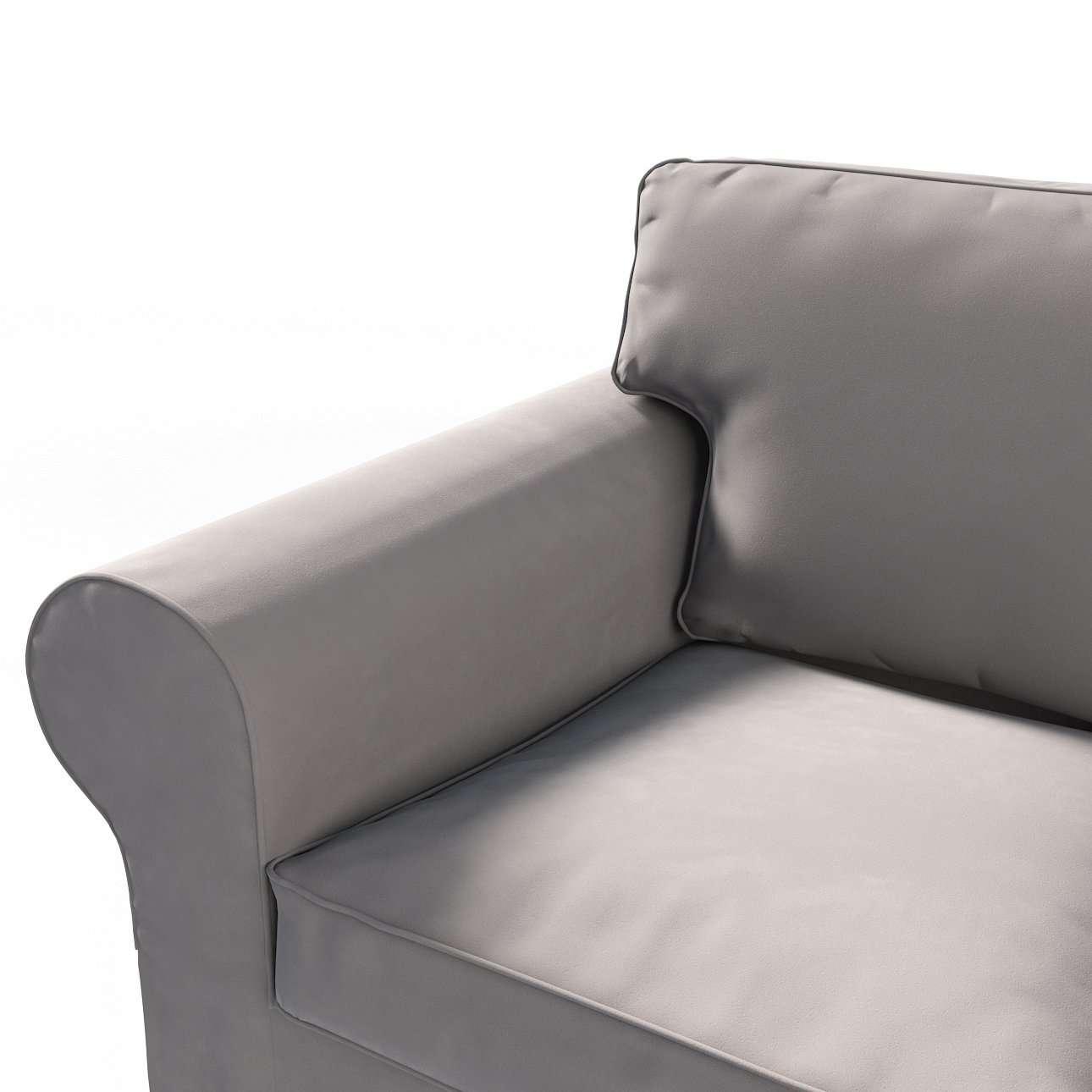 Ektorp trekk 2 seter sovesofa gammel model<br/>Ryggbredde ca 195cm fra kolleksjonen Velvet, Stoffets bredde: 704-11