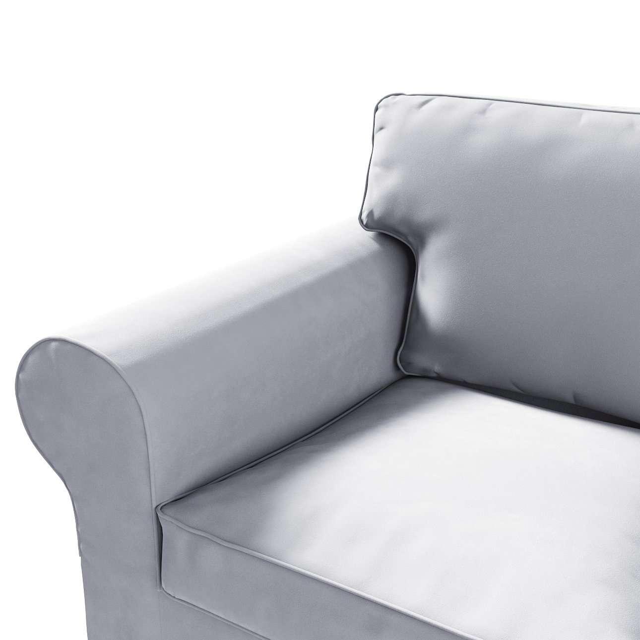 Ektorp trekk 2 seter sovesofa gammel model<br/>Ryggbredde ca 195cm fra kolleksjonen Velvet, Stoffets bredde: 704-24