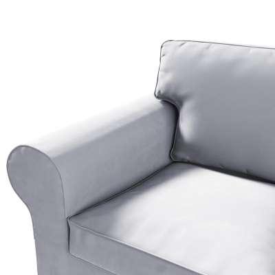Ektorp päällinen kahden istuttava vuodesohva vanha malli. Selkänojan leveys n. 195cm mallistosta Velvet, Kangas: 704-24