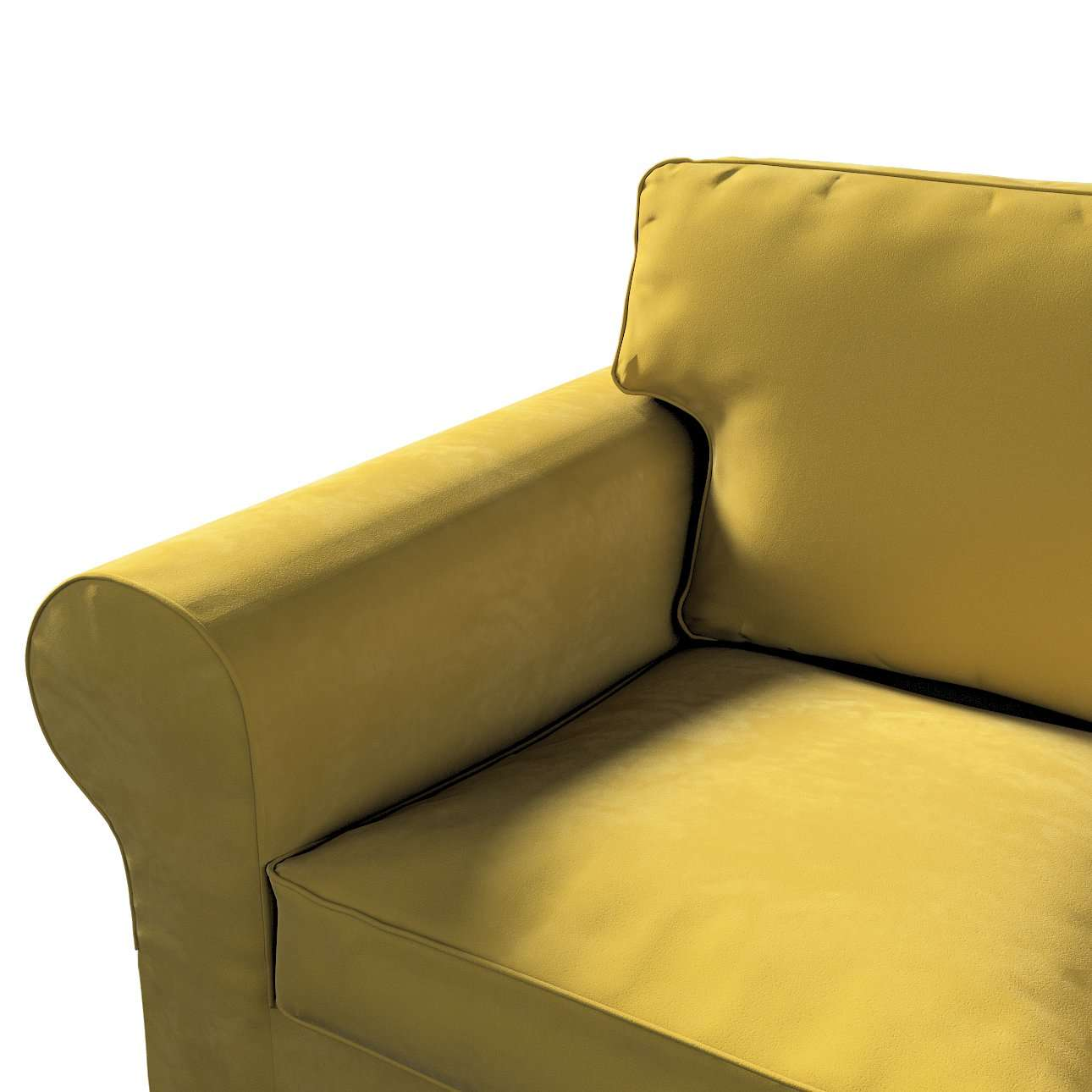 Ektorp trekk 2 seter sovesofa gammel model<br/>Ryggbredde ca 195cm fra kolleksjonen Velvet, Stoffets bredde: 704-27