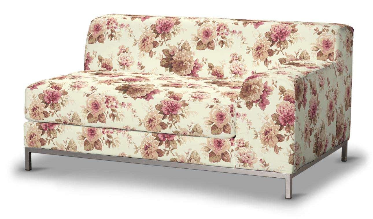 Pokrowiec na sofę prawostronną Kramfors 2-osobową w kolekcji Londres, tkanina: 141-06