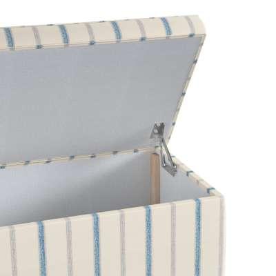 Skrzynia tapicerowana w kolekcji Avinon, tkanina: 129-66