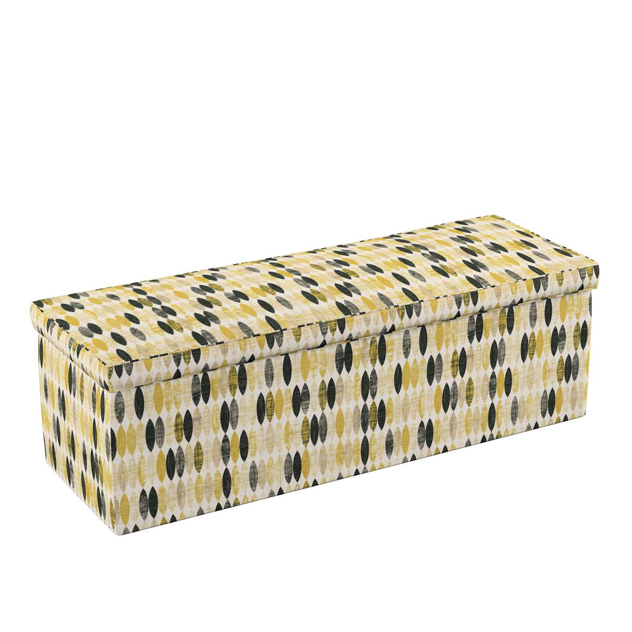 Truhlica čalúnená V kolekcii Modern, tkanina: 142-99
